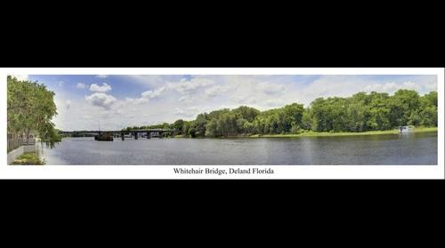 Whitehare Bridge Deland Florida