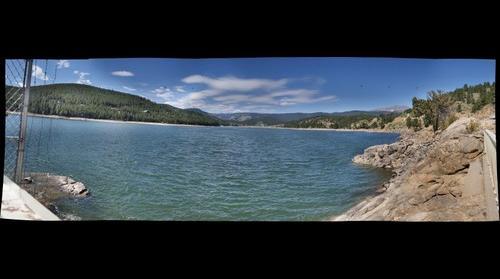 Barker Dam in Nederland Colorado