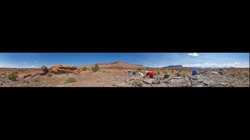 Needles Area Permian Quarry