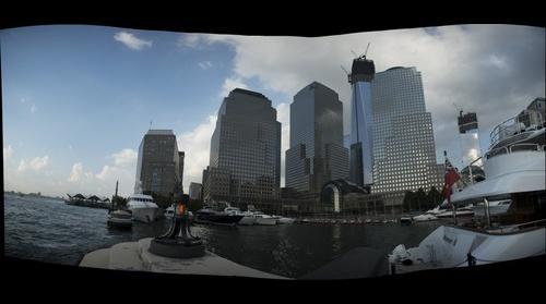Battery Park City Pier