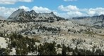View From Tenaya Peak, Tuolumne, Yosemite, CA