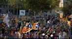 Massive demonstration in Barcelona for FREEDOM