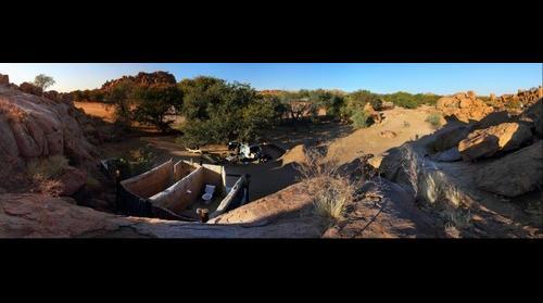 Near D2612, near Twyfelfontain, Kunene, Namibia