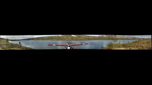 de Havilland Canada DHC-2 Beaver, Wolverine Lake, Katmai National Park and Preserve
