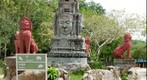 Monuments in Phnom Tamao