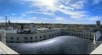 Vistas panormicas de Madrid desde la azotea del Palacio de Comunicaciones de la Plaza de Cibeles (Madrid)