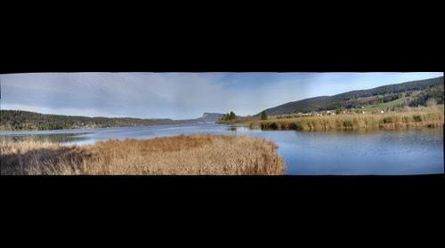 Lac de la Vallee de Joux - Dent de Vaulion
