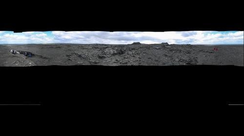 Lava Tube, South Iceland
