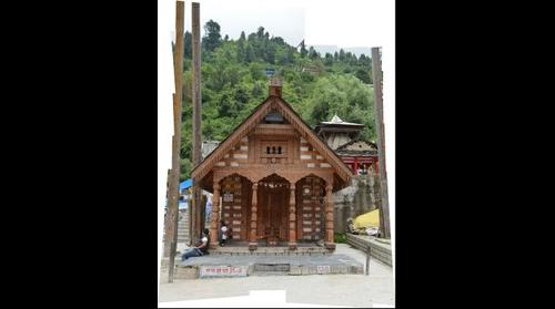Lower Rama Temple - Vashisht