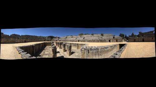Anfiteatro en Itálica