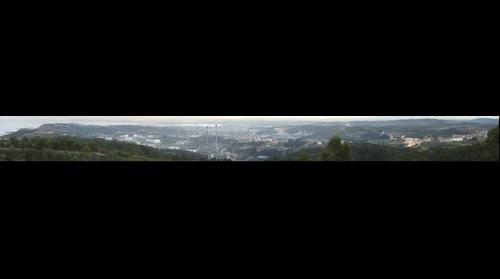 Panorámica de A Coruña