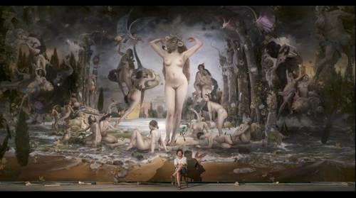 L'Estrambòtic naixement de Venus
