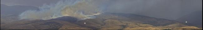 La Cerdanya - Incendio Niula