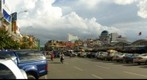View of Central Market, Phnom Penh
