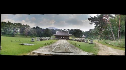 홍유능(hongreung Royal tomb)
