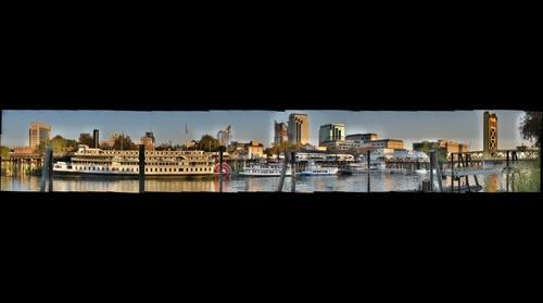 Sacramento Waterfront