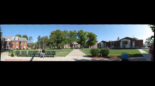 West Liberty University: The Quad