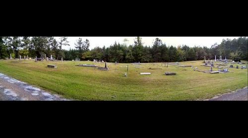 Mount Hickory P.B.C. Cemetery
