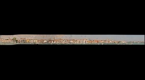 Venice Il Canale della Giudecca