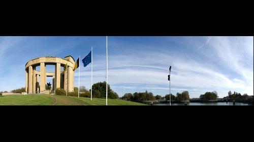 Nieuwport King Albert I  -  WWI Monument