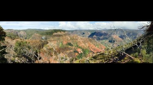 Wimea Canyon Kauii