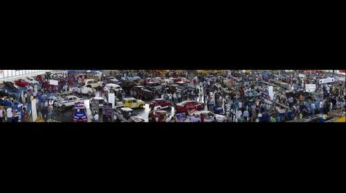 Feria del Vehiculo Clásico Oviedo 2012