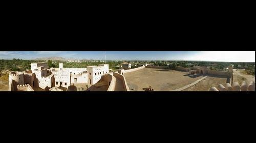 Fort Jaalan Bani Bu Hassan, Oman