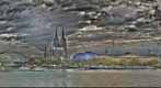 Rhine River HDR | Cologne