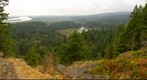 Minnekhada Regional Park seen from High Knoll