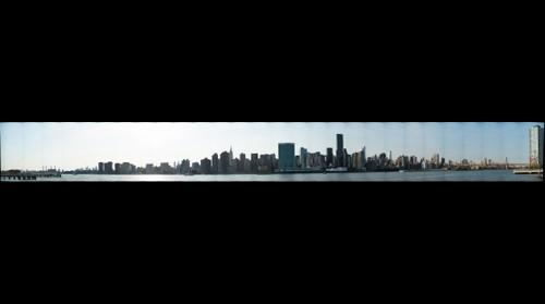 New York City mid-day