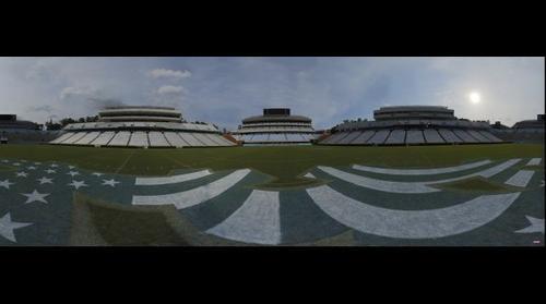Kenan Memorial Stadium 360