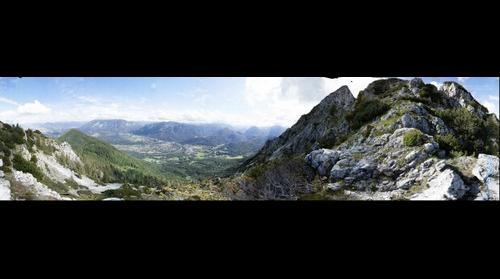 Hochstaufen Panorama