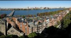 Back Bay and Charles River