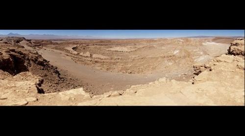 San Pedro de Atacama en Chile, Mirador de Valle de la Luna por www.fuicafoto.cl