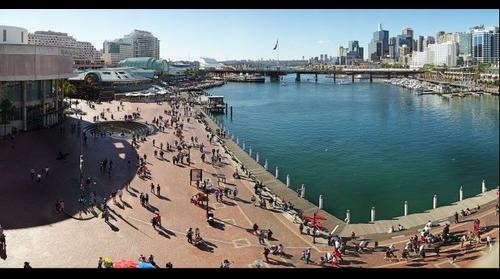 Darling Harbour, Sydney --- September 2012