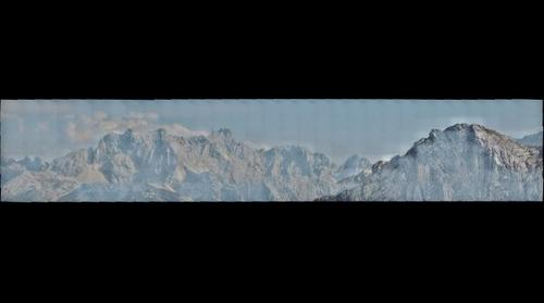 Garmisch Mountain Top Peaks