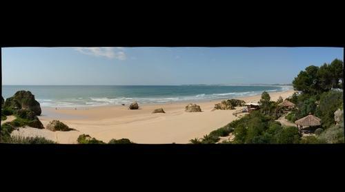 Beach and Alvor I
