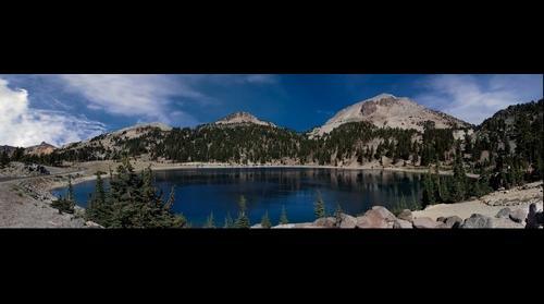 Lake Helen from Overlook