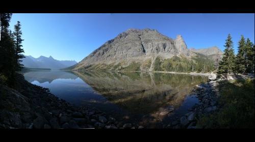 Elizabeth Lake Glacier National Park