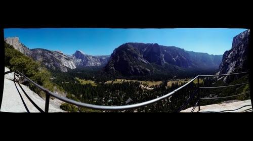 Columbia Rock - Yosemite NP, Yosemite, CA