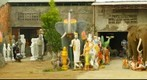 Statues for sale, Phnom Penh