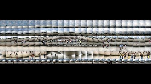 Reflections of Millennium Park