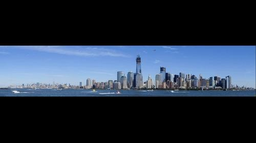 New York Skyline 2012