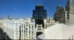 Vistas panormicas de Madrid desde el Edificio Matesanz. Semana de la Arquitectura 2012