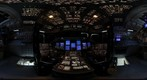 Space Shuttle Endeavour Flight Deck (Powered-Up)