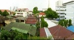View from apartment in Phra Nakhon, Bangkok