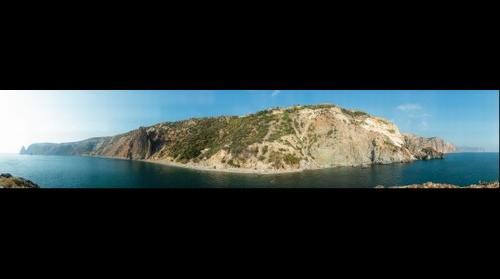 cape Fiolent: Jasper beach