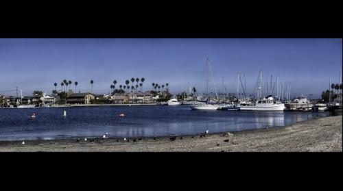 Naples Island Alamitos Bay Long Beach California