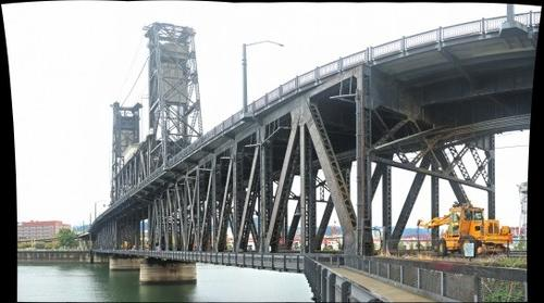 Portland Steel Bridge #1