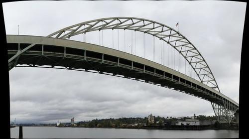 Portland Freemont Bridge